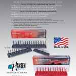 socket trays from hansen global,new product